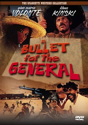 A Bullet for the General poster