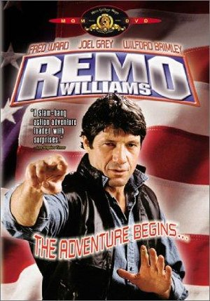Remo Williams: The Adventure Begins poster