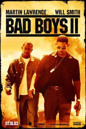 Bad Boys II poster