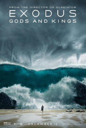 Exodus: Gods and Kings poster