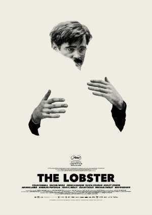The Lobster poster